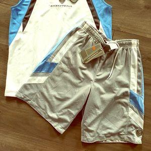 Nike basketball youth L